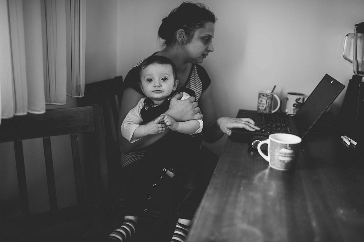 Documentary Family Photography-Your Story Photo- a day in the life of two little friends 18