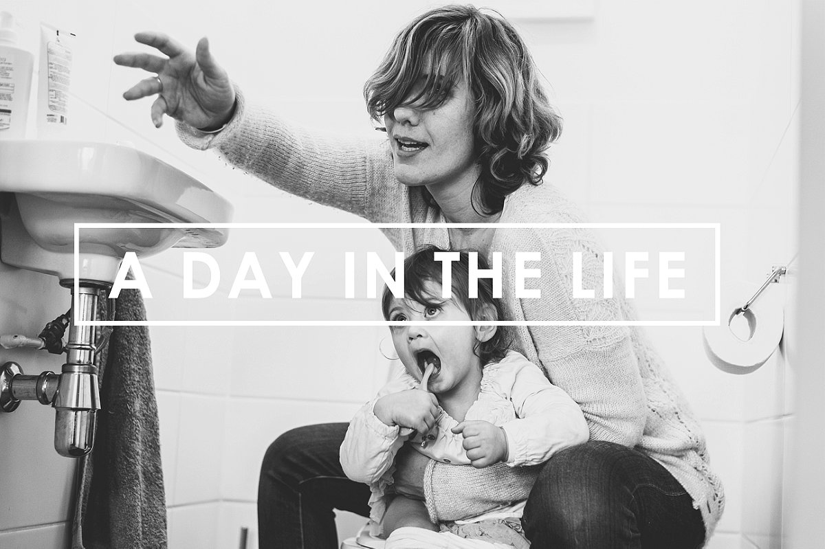 Documentary Family Photography-Your Story Photo-a day in the life